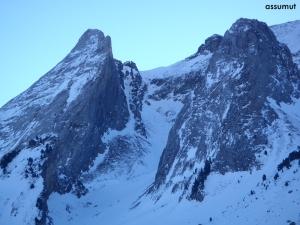 Cumbres alpinas.