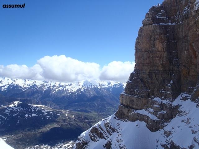 Vistas del Pirineo.