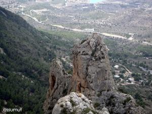 Torres de la arista
