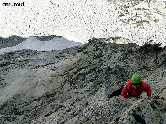 Sigue la escalada
