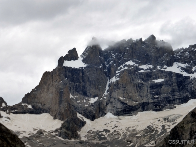 Sur del Gran Pic de La Meije
