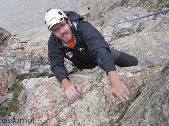 Excelente roca y excelente ambiente